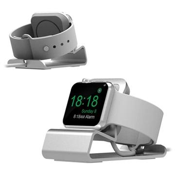 Aluminum Alloy Apple Watch Series 4/3/2/1 Latausasema - Hopea