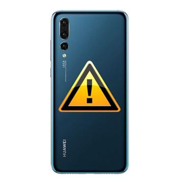 Huawei P20 Pro Takakannen Korjaus - Sininen