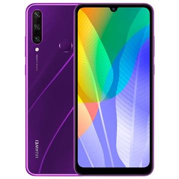 Huawei Y6p - 64Gt - Violetti