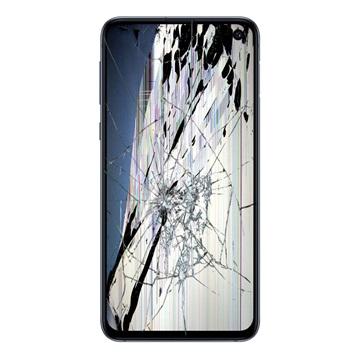 Samsung Galaxy S10e LCD-näytön ja Kosketusnäytön Korjaus - Musta