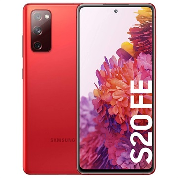 Samsung Galaxy S20 FE Duos - 128Gt - Cloud Red