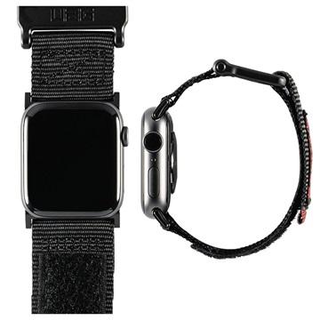UAG Apple Watch Series 4/3/2/1 Aktiiviranneke - 40 mm, 38 mm - Musta