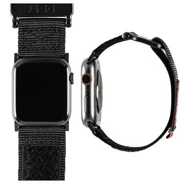 UAG Apple Watch Series 4/3/2/1 Aktiiviranneke - 42 mm, 44 mm - Musta