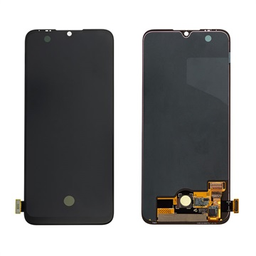 Xiaomi Mi A3 LCD Näyttö - Musta