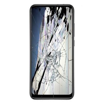 Xiaomi Mi A3 LCD-näytön ja Kosketusnäytön Korjaus - Musta