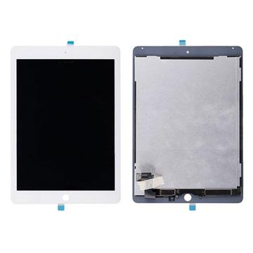 iPad Air 2 LCD Näyttö - Valkoinen - Alkuperäinen laatu
