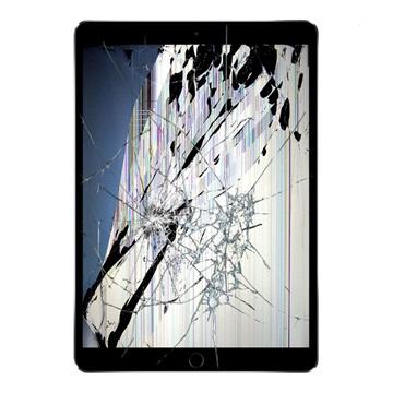 iPad Pro 10.5 LCD-näytön ja Kosketusnäytön Korjaus - Musta - Alkup