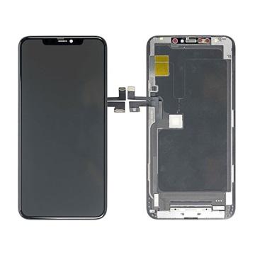 iPhone 11 Pro Max LCD Näyttö - Musta - Alkuperäinen laatu