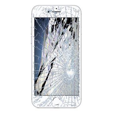 iPhone 8 LCD-näytön ja Kosketusnäytön Korjaus - Valkoinen - Alkupe