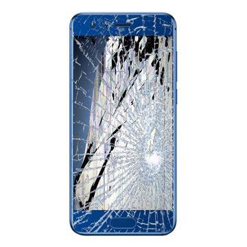 Huawei Honor 9 LCD-näytön ja Kosketusnäytön Korjaus - Sininen