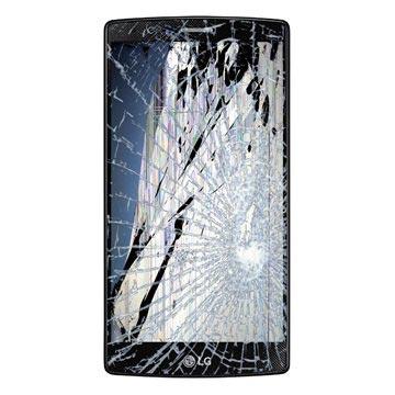 LG G4 LCD-näytön ja Kosketusnäytön Korjaus - Musta