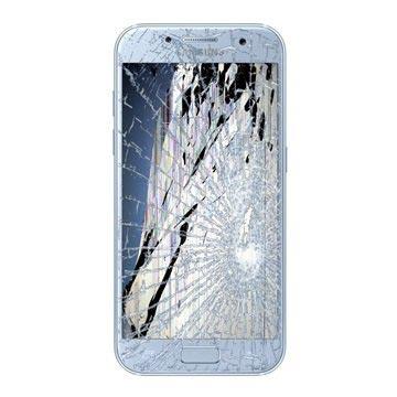 Samsung Galaxy A3 (2017) LCD-näytön ja Kosketusnäytön Korjaus - Si