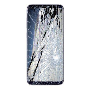 Samsung Galaxy S8+ LCD-näytön ja Kosketusnäytön Korjaus - Hopea