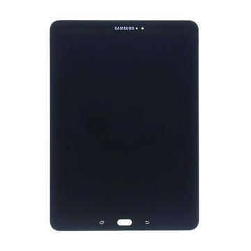 Samsung Galaxy Tab S3 9.7 LCD Näyttö - Musta