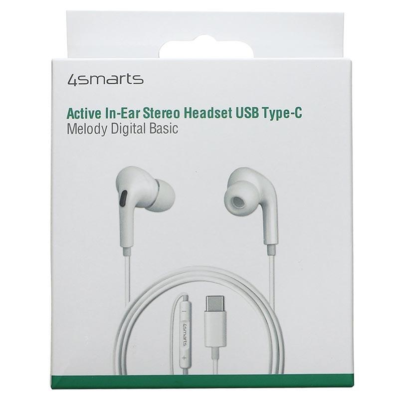 4smarts Melody USB C In Ear Kuulokkeet
