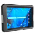 "4smarts Seashell Tablet Universal Waterproof Case - 7-8"" - Black"
