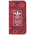 iPhone 7 / iPhone 8 Adidas Bohemian Book Case - Red