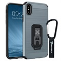 iPhone X / iPhone XS Armor-X CX-IPHX-GM Shockproof Rugged Case