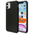 Artwizz Ultra-Slim iPhone 11 TPU Kotelo - Musta