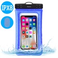 Baseus Air Cushion IPX8 Waterproof Case - 6""