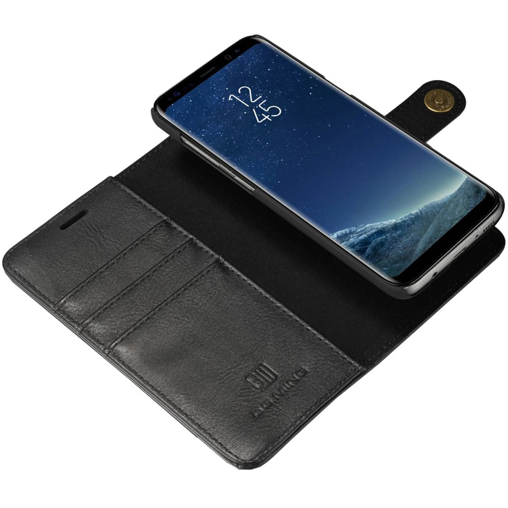Samsung Galaxy S8+ DG.Ming 2-in-1 Wallet Leather Case