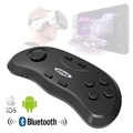 Ednet Bluetooth VR Gamepad - Android, iOS - Musta
