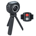 Forever SC-500 4K Sports Camera with Tripod Stand