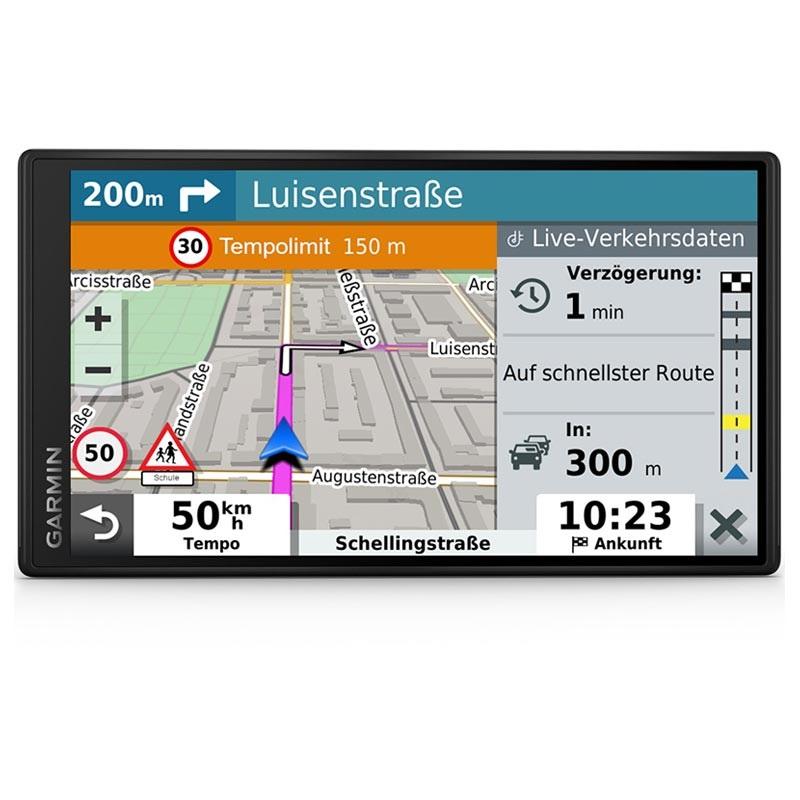 Garmin Drivesmart 55 Mt D Gps Navigaattorilaite Euroopan Kartat