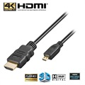 High Speed HDMI / Micro HDMI Kaapeli