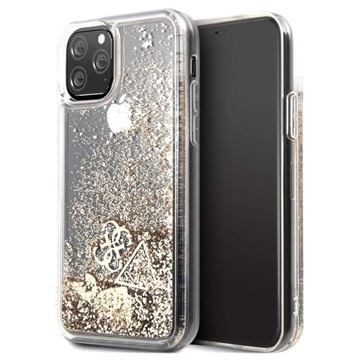 Guess Glitter Collection iPhone 11 Pro Suojakotelo