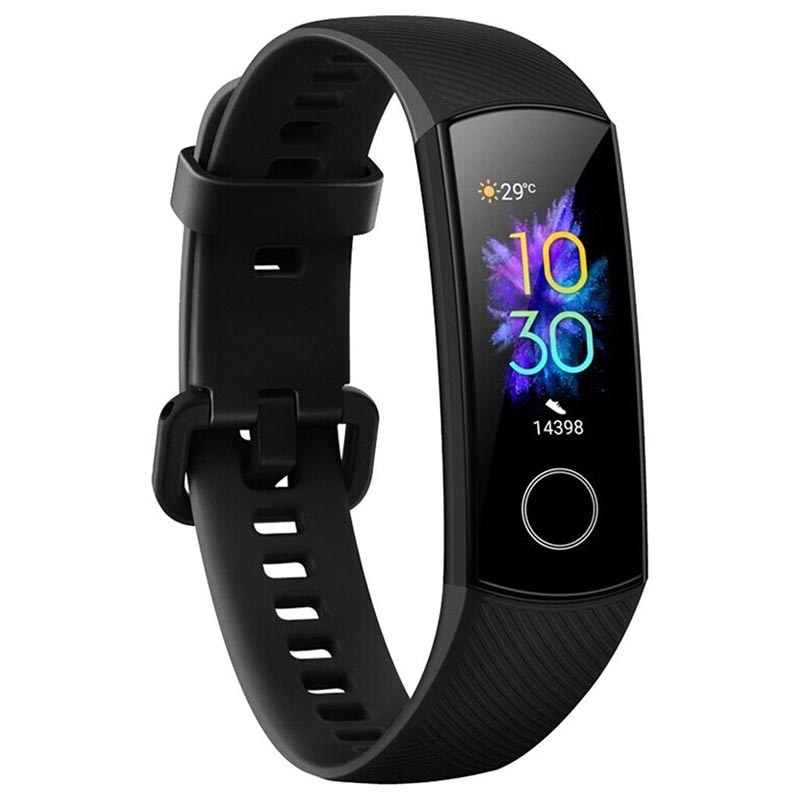 Honor Band 5 Fitness Aktiiviranneke 55024137 - Musta