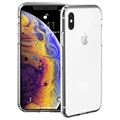 Just Mobile Tenc iPhone XS Max Kotelo - Kristallinkirkas