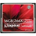 Kingston CF/16GB-U2 Ultimate 266X Compact Flash Muistikortti - 16Gt