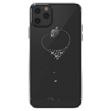 Kingxbar Wish Series iPhone 11 Pro Swarovski Suojakuori