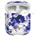 Kingxbar Swarovski AirPods / AirPods 2 Case - Orchid