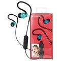 Langsdom BS80 In-Ear Sports Bluetooth-Kuulokkeet - Sininen