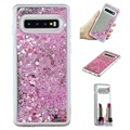 Liquid Glitter Series Samsung Galaxy S10 TPU Case