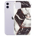 Marble Series iPhone 11 TPU Suojakuori