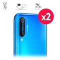 Mocolo Ultra Clear Samsung Galaxy A50 Kameralinssin Panssarilasi Suojus - 2 Kpl.