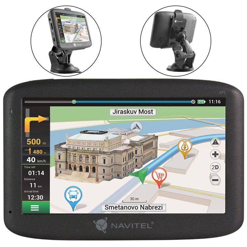 Navitel E500 Gps Navigaattori