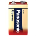 Panasonic Pro Power 9V Paristo 6LR61PPG/1BP