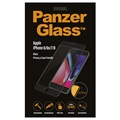 PanzerGlass Privacy Case Friendly iPhone 6/6S/7/8 Panssarilasi - Musta