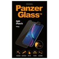 PanzerGlass Privacy iPhone XR Panssarilasi - Musta