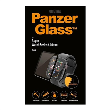 PanzerGlass Premium Apple Watch Series 5/4 Panssarilasi - 40mm