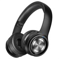 Picun P26 Foldable Wireless Headphones with MicroSD and AUX