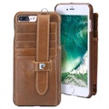 iPhone 7 Plus / iPhone 8 Plus Pierre Cardin Leather Case