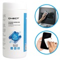 Qnect Universal Screen Cleaning Wet Wipes - 100 Pcs.