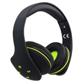 Rebeltec Viral Over-Ear Bluetooth Kuulokkeet - Musta