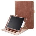Retro Smart Folio-kotelo - iPad 9.7, iPad Air 2, iPad Air - Ruskea