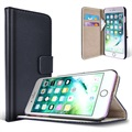 iPhone 7 Saii Classic Wallet Case - Black